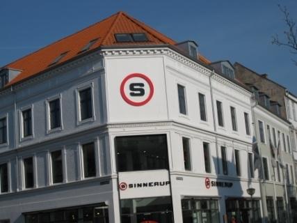 Kviste på Sinnerups butik